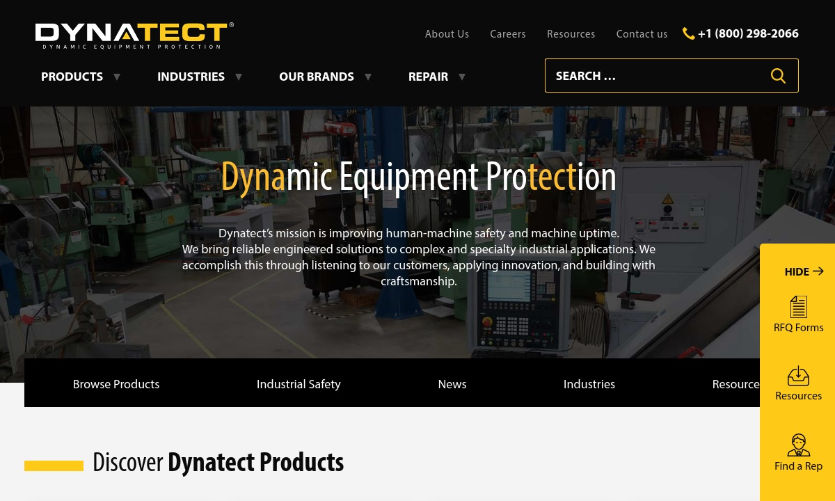 Dynatect Lead Screws International, Inc.
