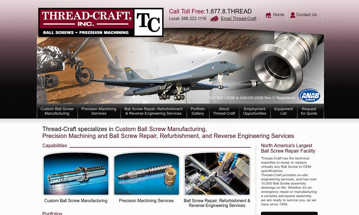Thread-Craft, Inc.