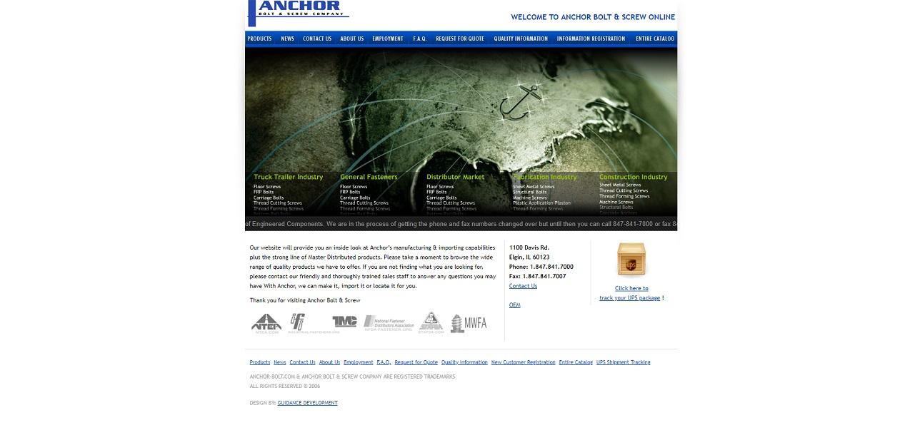 Anchor Bolt & Screw Company