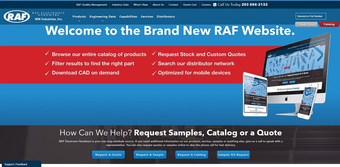 RAF Electronic Hardware
