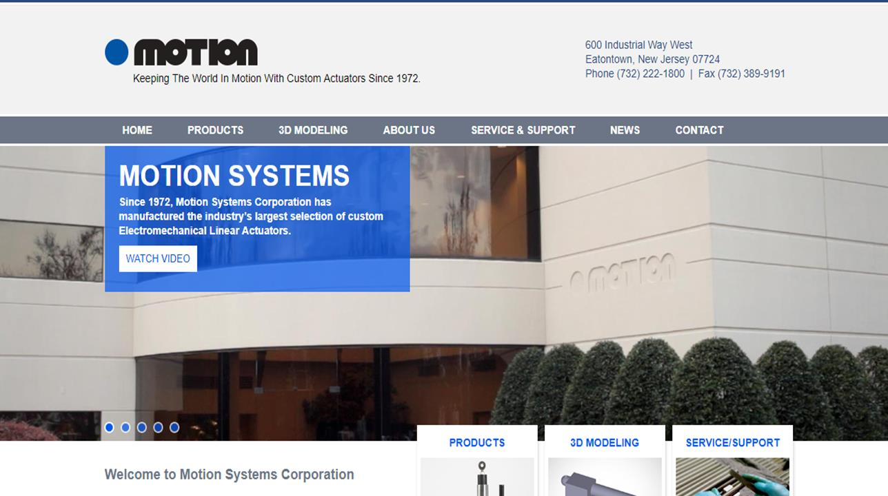 Motion Systems Corporation