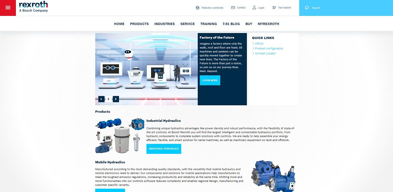 Bosch Rexroth Corporation
