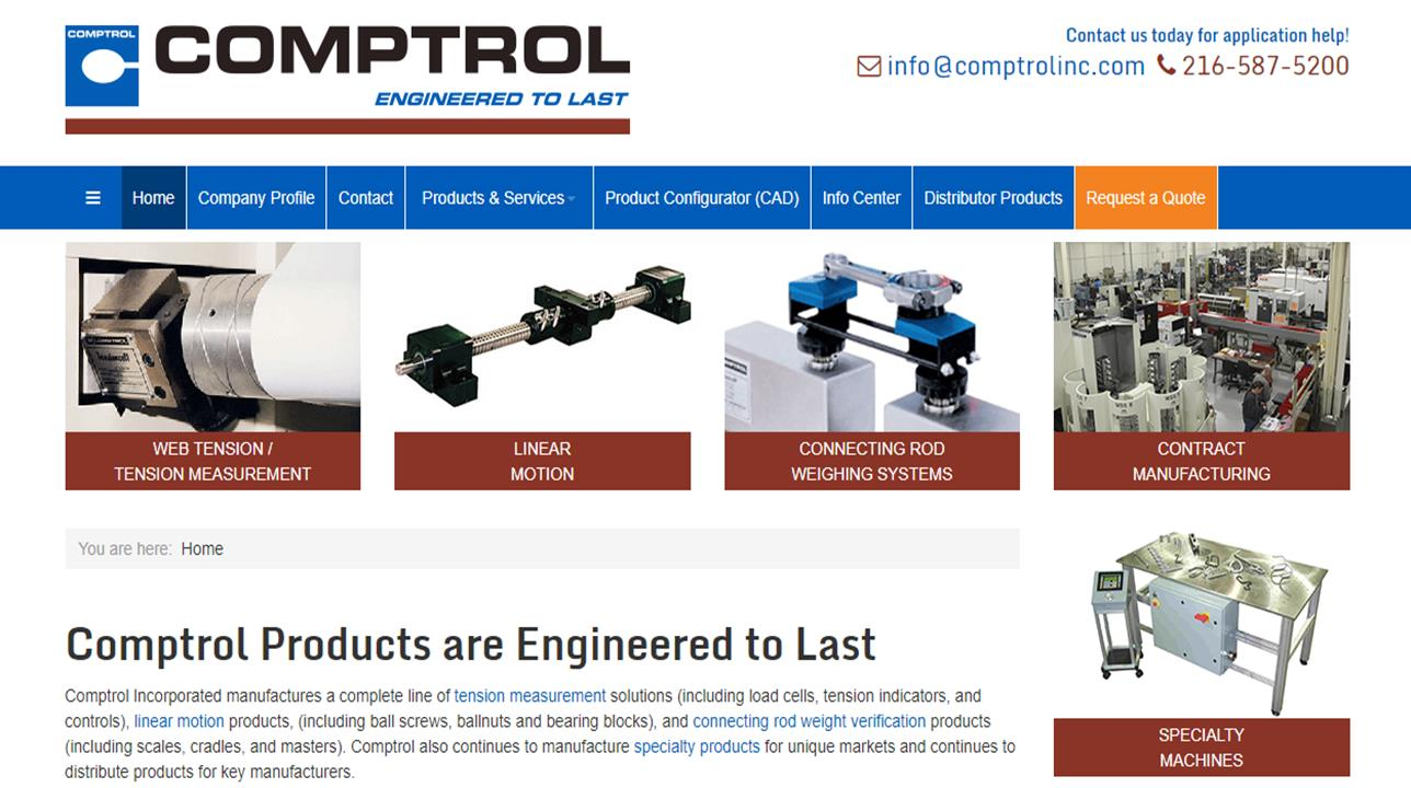 Comptrol Incorporated