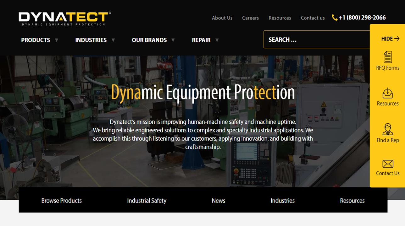 Dynatect Lead Screws International, Inc.