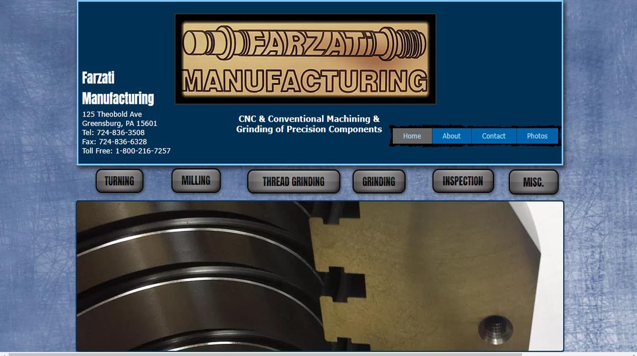 Farzati Manufacturing Corporation