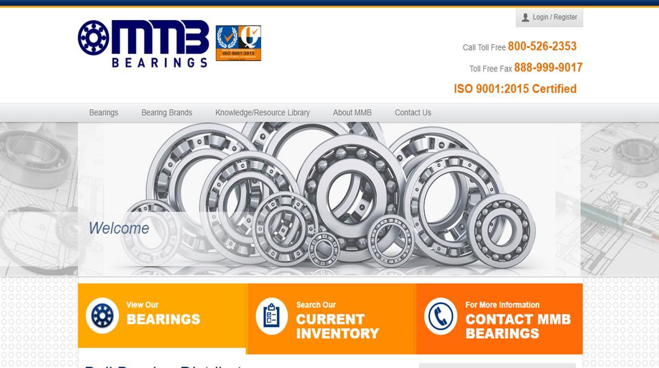 MMB Bearings