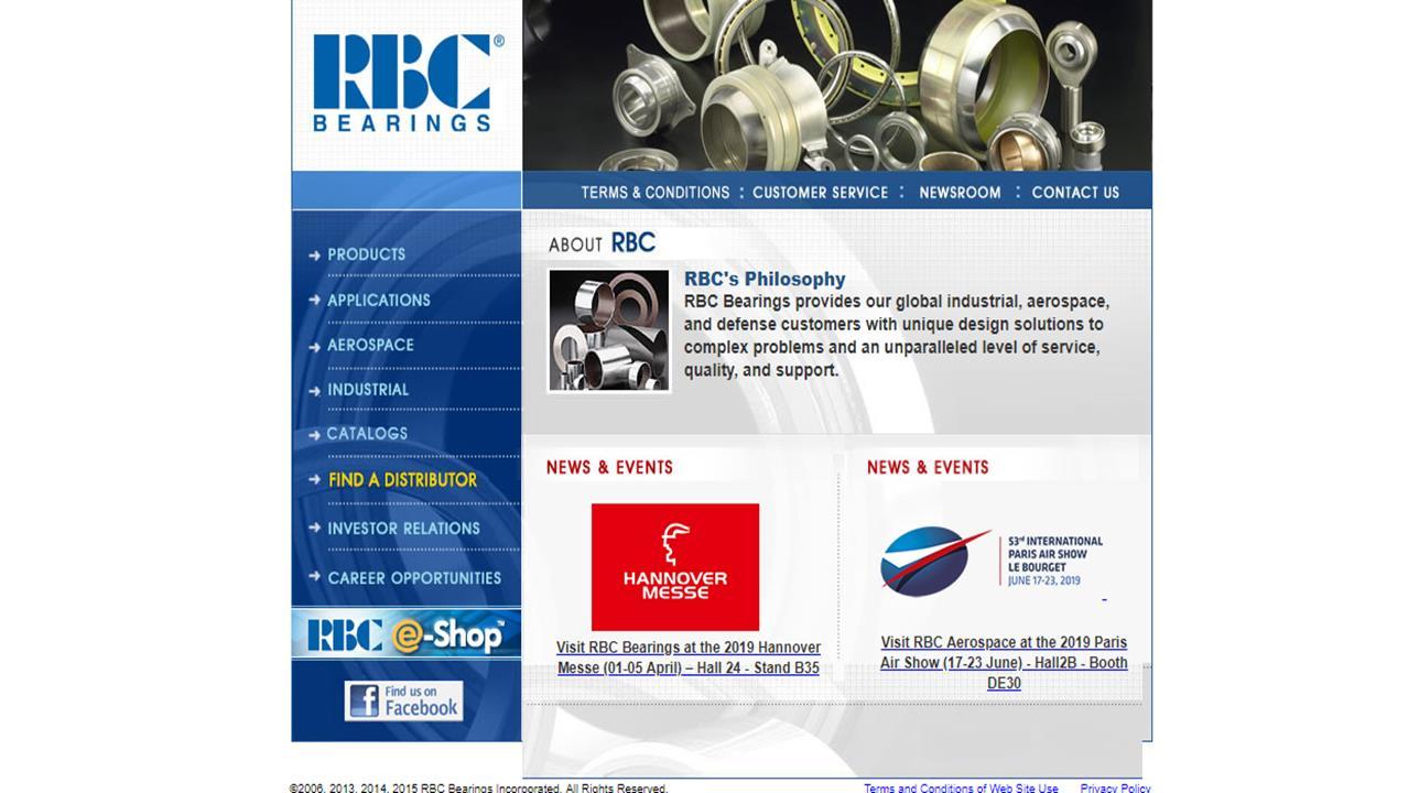 RBC® Bearings