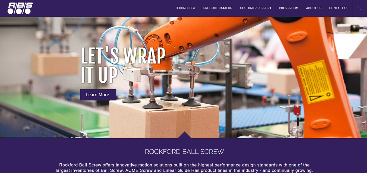 Rockford Ball Screw