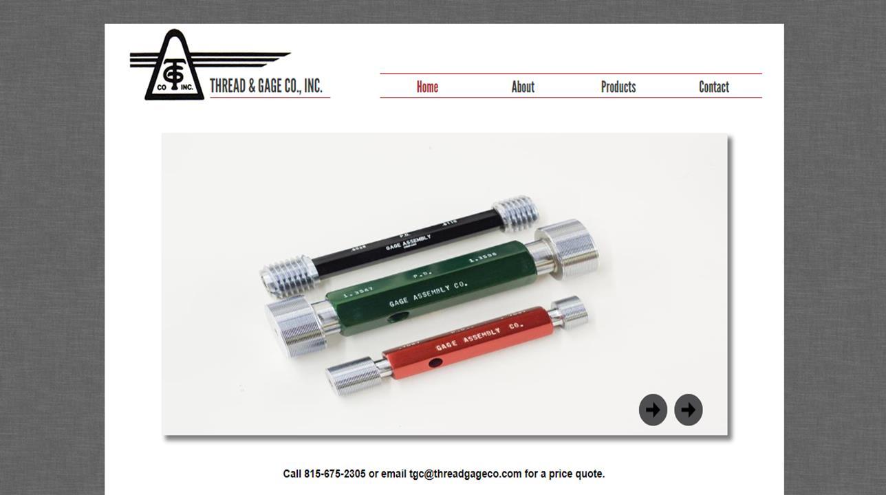 Thread & Gage Co., Inc.