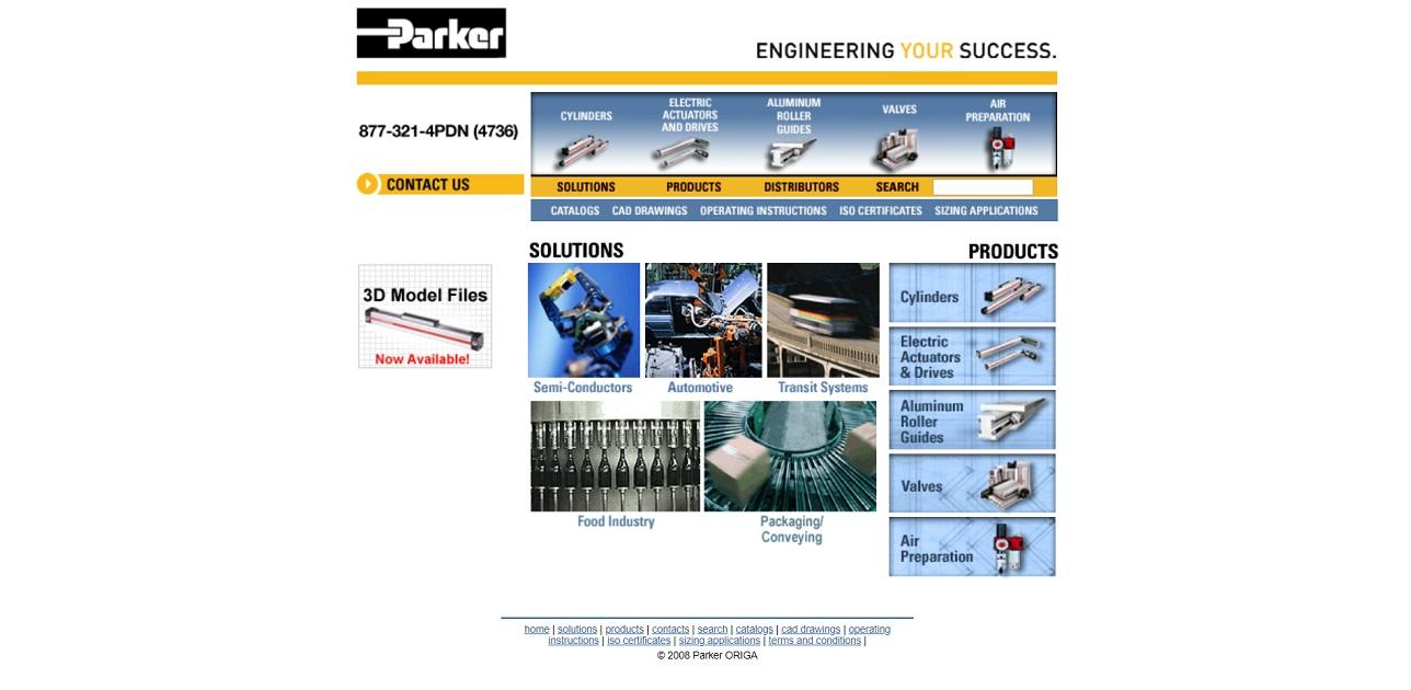 Parker ORIGA Corporation
