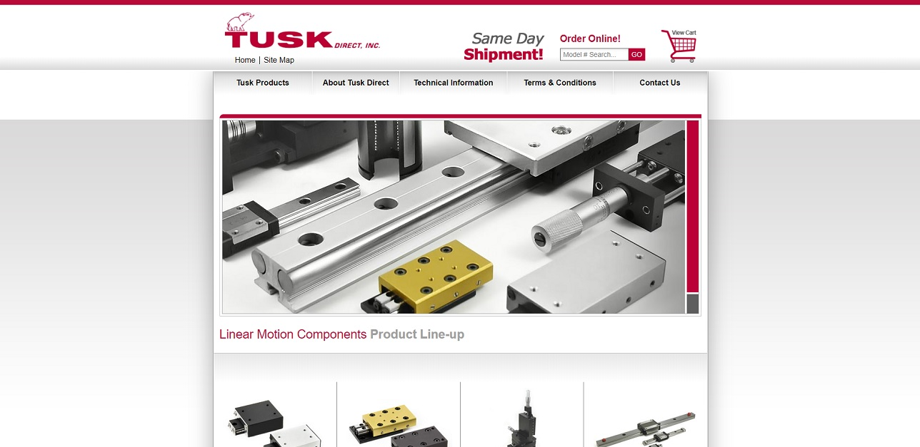 Tusk Direct, Inc.