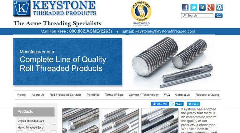 Keystone Threaded Products